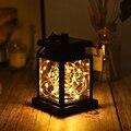DSUL2 Солнечный свет открытый IP65 Водонепроницаемый Звездный садовый свет декоративный свет крючок домашний окружающий свет перезаряжаемый а...