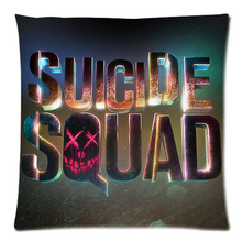 Suicide Squad Cotton Linen Cushion Cover