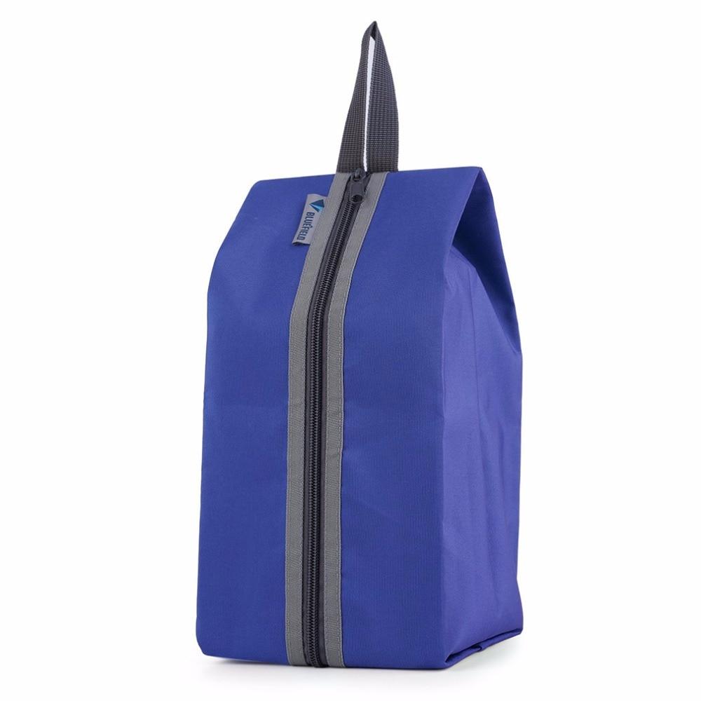 Storage Boxes & Bins Travel Storage Bag Nylon 4 Colors Portable Storage Shoe Bag Multifunction Travel Tote Storage Case Organizer Fishing Bags Nourishing Blood And Adjusting Spirit