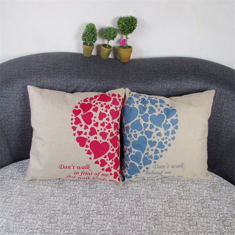 Decorative Pillow Cover Sets : Personalized 17 X 17