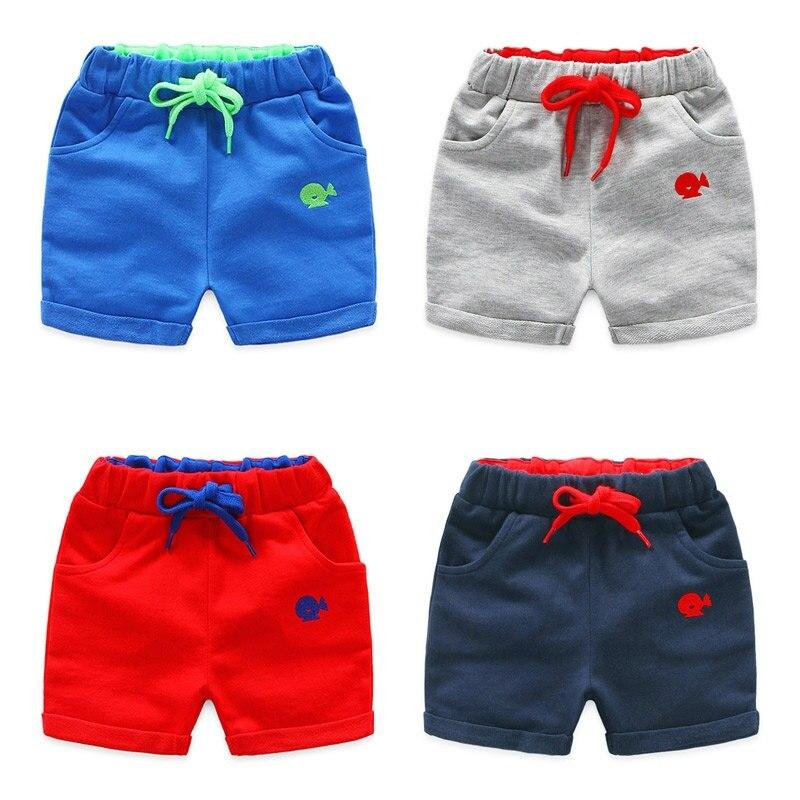 Baby Drawstring Shorts Boys...