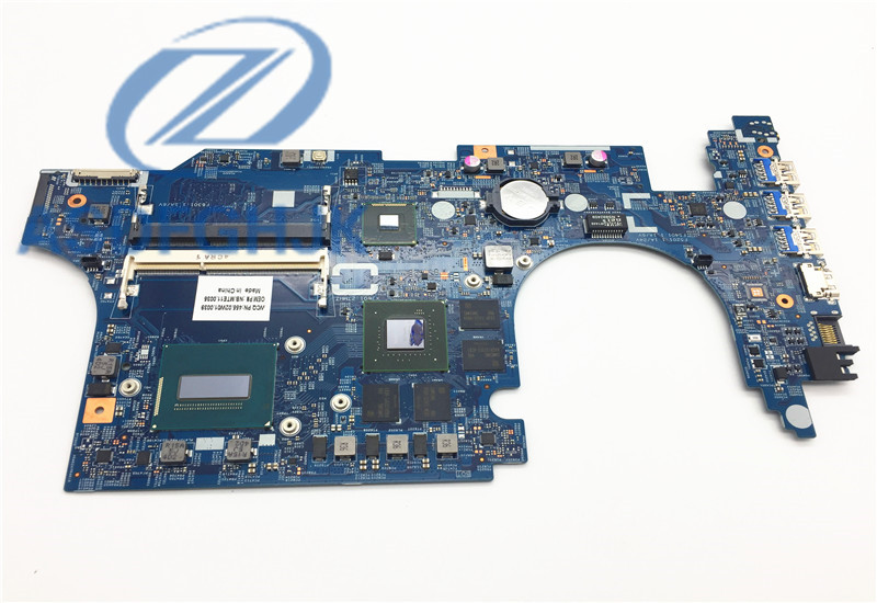 448 02W05 0011 Laptop Motherboard FOR font b Acer b font FOR Aspire VN7 591G Motherboard