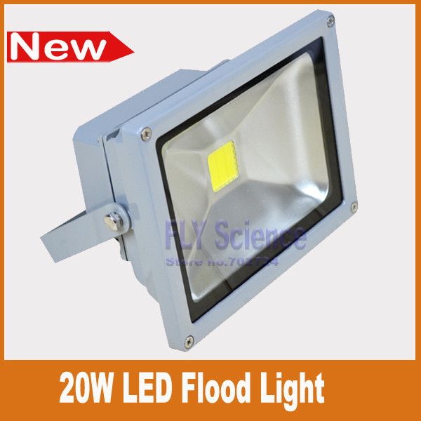 High quality 20W led flood lights lamp 1950LM  waterproof   energy saving outdoor garden landscape lighting