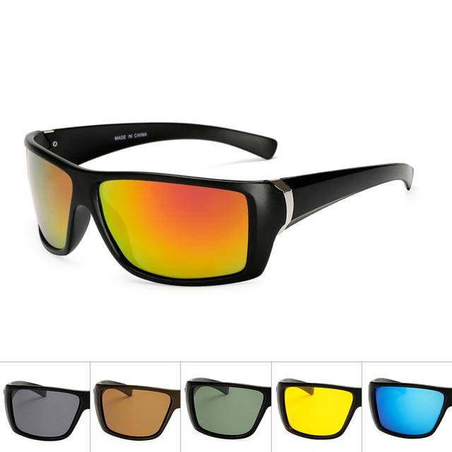 5345f414ec6 Polarized Sports Sunglasses Polaroid Fishing sun glasses Goggles UV400 men  women sunglasses for men Eyewear De