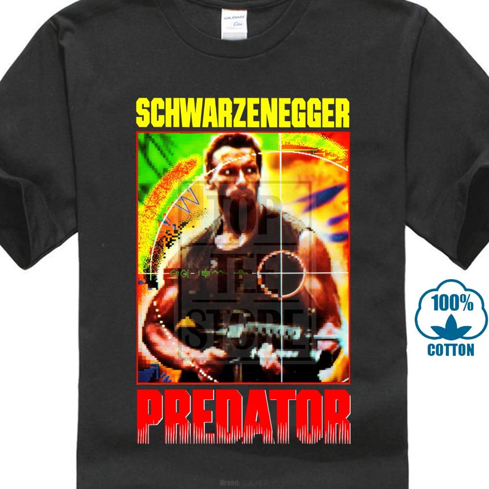 Terminator Movie Arnold Schwarzenegger T-Shirt