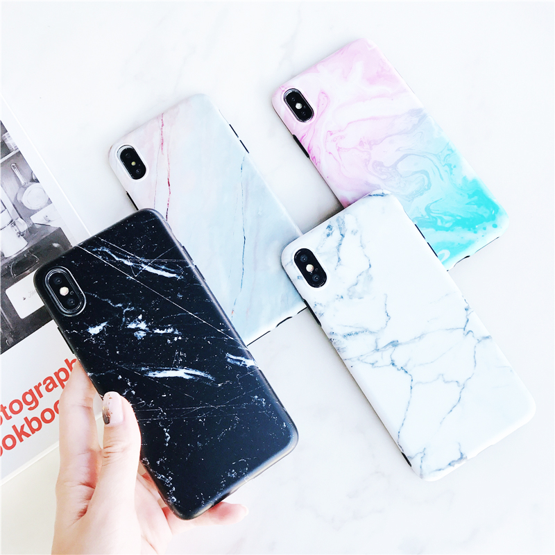 Aliexpress.com : Buy Luxury Marble Case for iPhone XS XR