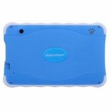 7 «Excelvan Kids Tablet & Parental Control Android 4.4.4 Rockchip3126 Quad Core 8GB WIFI External 3G Child Dual Camera Tablet PC