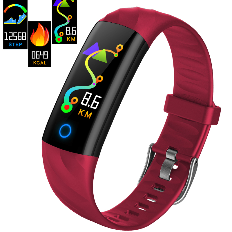 Sports Smart Watch Women Men Montre Fitness Heart Rate Monitor Blood Pressure Pedometer Smart Watchband Relogio Inteligente Gift