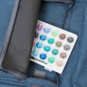 Image 5 - Grand sac dart pour planche à dessin peinture ensemble voyage croquis sac pour croquis outils toile peinture Art fournitures pour artiste