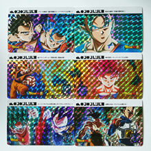 55pcs/set Super Dragon Ball Z Imitation France Style Heroes Battle Card Ultra Instinct Goku Vegeta Super Game Collection Cards(China)