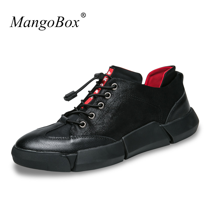Young Boy Casual Shoes Split Leather Male Moccasins Shoes Casual Designer Sneakers For Men Luxury Brand Mens Fashion Footwear blaibilton brand winter warm velvet high top men casual shoes luxury genuine leather male footwear fashion designer mens sd3599