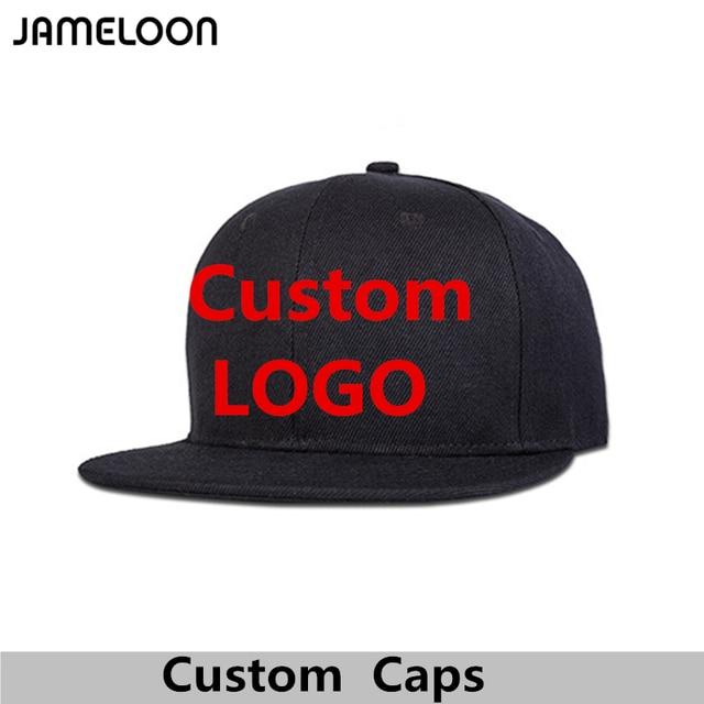 Commercio all ingrosso della fabbrica! Berretto personalizzato customed  logo hip-hop f22f7339f168