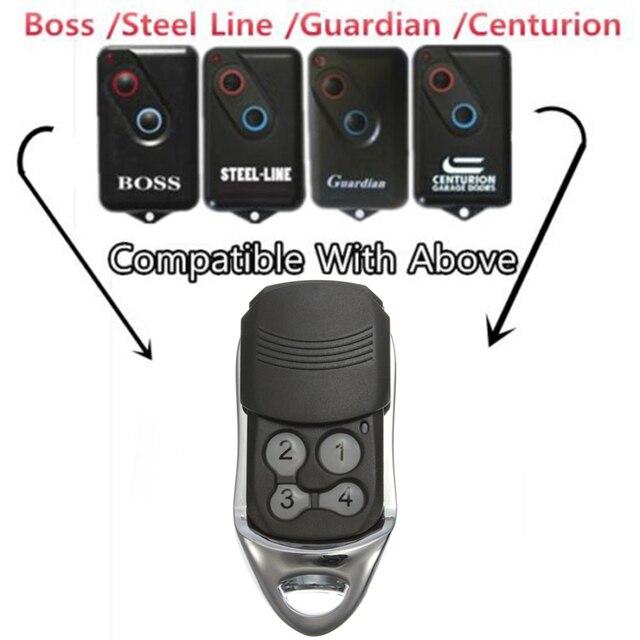 303mhz Electric Garage Door Remote Control 4 Button Cloning