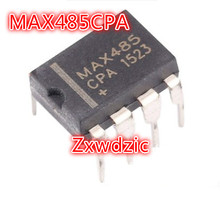 10PCS MAX485CPA DIP8 MAX485 DIP 485CPA DIP-8 new and original 50pcs max485cpa dip max485 brand make in china