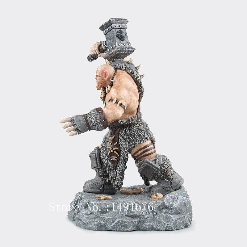 Online Game Wow Ogrim Doomhammer PVC Action Figure 30 CM Hoge Chinese Versie Verjaardagscadeau-in Actie- & Speelgoedfiguren van Speelgoed & Hobbies op  Groep 3