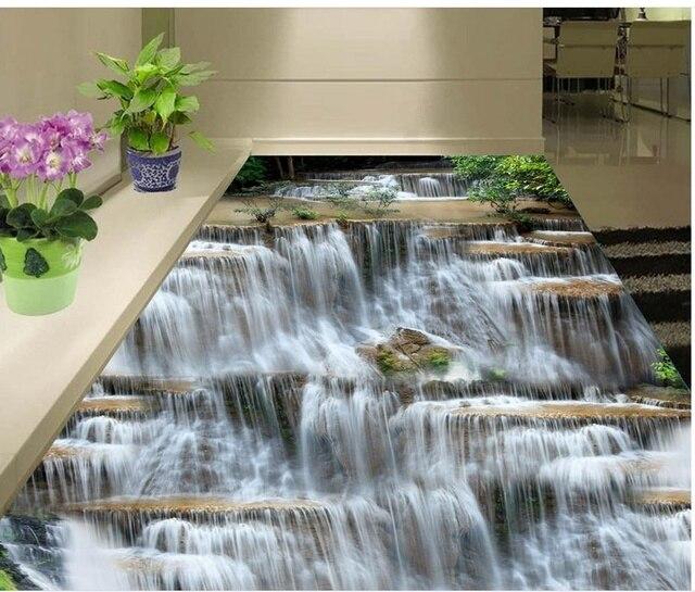 Cascadas para jardines cascada hecha en piedra laja for Cascadas de piedra para jardin