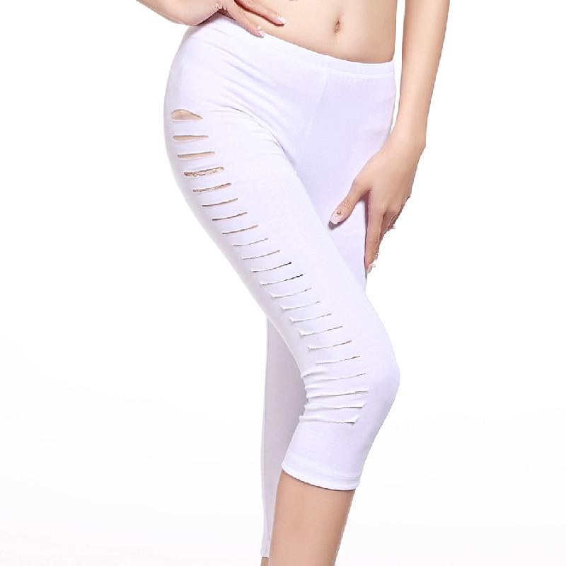 ᐃRecorte ropa legging/Pantalones para las mujeres/hembra/muchacha ...