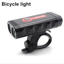 S2848 светодиодный велосипедный светильник usb Перезаряжаемый