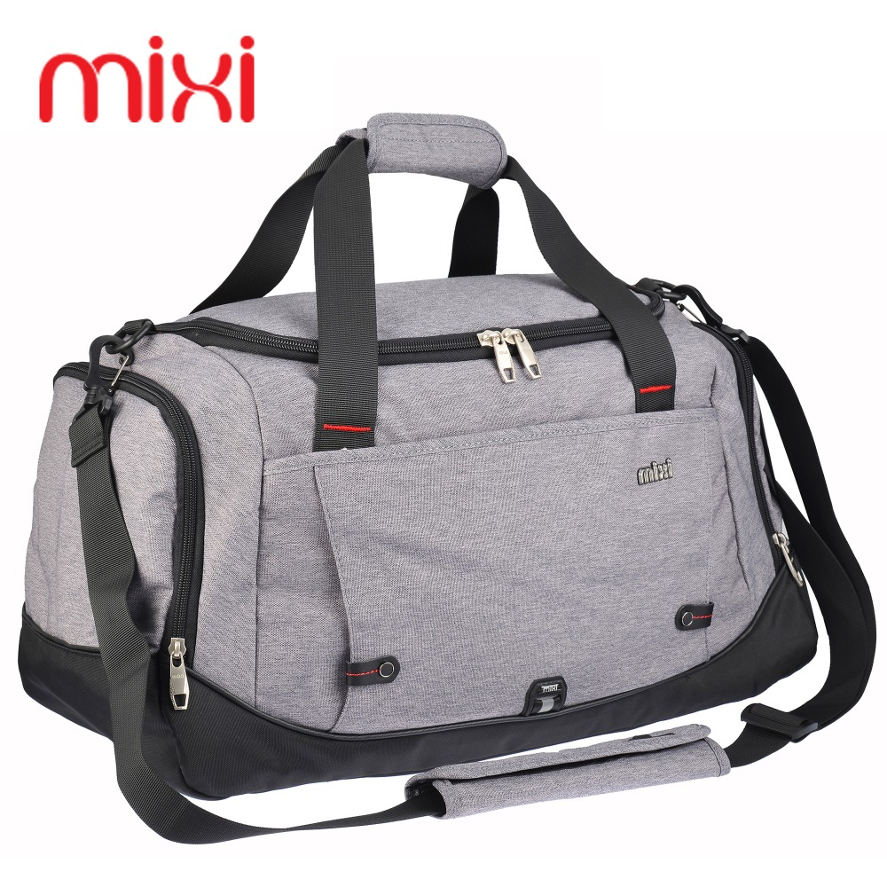 Mixi 39L Polyester Sport Bag Training Gym Men Woman Fitness Bags Durable Multifunction Handbag Outdoor Sporting Duffle In From Sports
