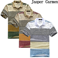 Бесплатная доставка JEEP бренд polo 2017 Новый мужская Polo Рубашка Мода мужчины Хлопок круглым воротом Короткие Твердые Polo полосатый Polo shirt 24