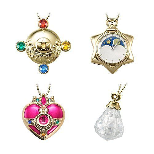 Shokugan Miniaturely Tablet Sailor Moon Vol.04 Set of 4 Japan Anime Collectible Mascot Toys 100% Original sailor moon stained crystal light gashapon set of 4 japan anime mascot 100% original