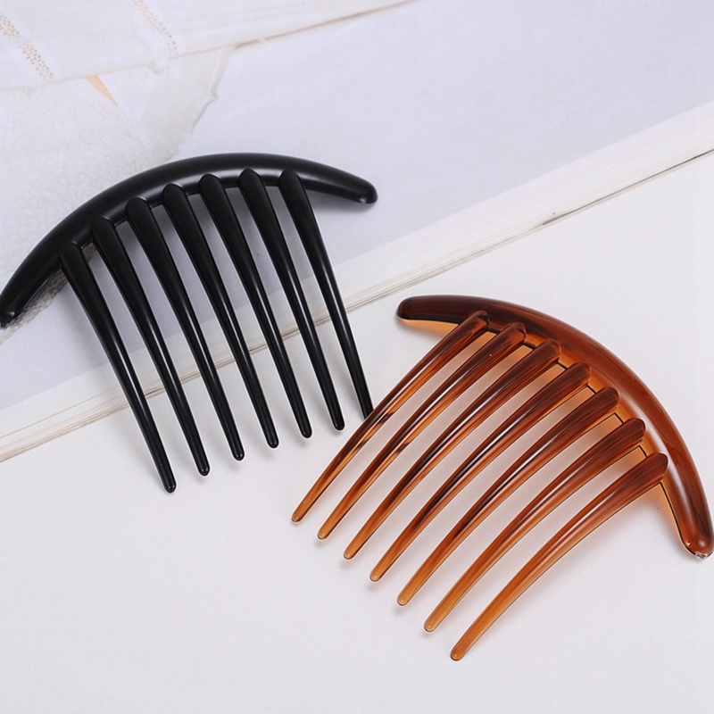 Women DIY Formal Magic Hair Styling Updo Fast Bun Comb And Clip Tool Set Accessories For Hair French Twist Maker Holder Buckle
