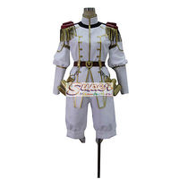 DJ DESIGN Ixion Saga DT Erecpyle Dukakis Uniform COS Clothing Cosplay Costume