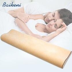 Miłośnicy długo pościel poduszka dla pary z pianki poduszki pod kark szyjki macicy opieki zdrowotnej ból Release poduszka do spania z powrotem poduszka