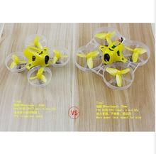 Kingkong Tiny7 Tiny6 RTF Mini Racer Pocket Drone Indoor Quadcopter with 800TVL Camera Feiyusky F6 Transmitter Receiver