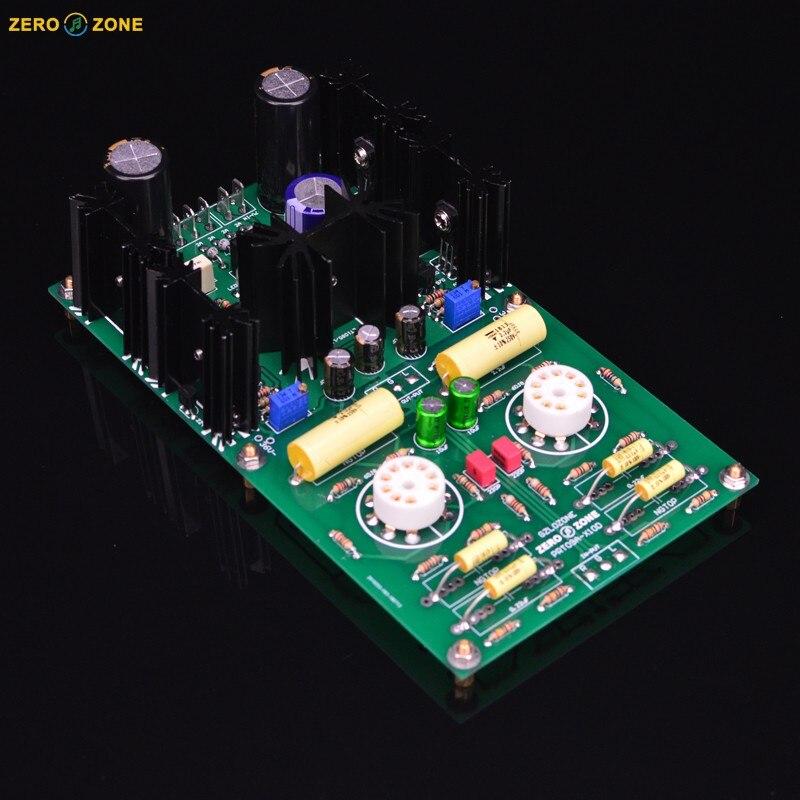 HIGH-END PRT09A Tube Buffer preamplifier finished board Base on UK Musical Fidelity X10-D amplifier musical fidelity m1pwr black