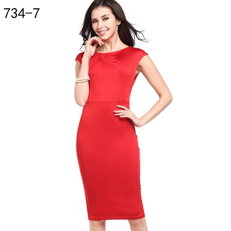 Women Universal Summer Office Dress Code 2017 Business Casual Work ... 0e456c77b172