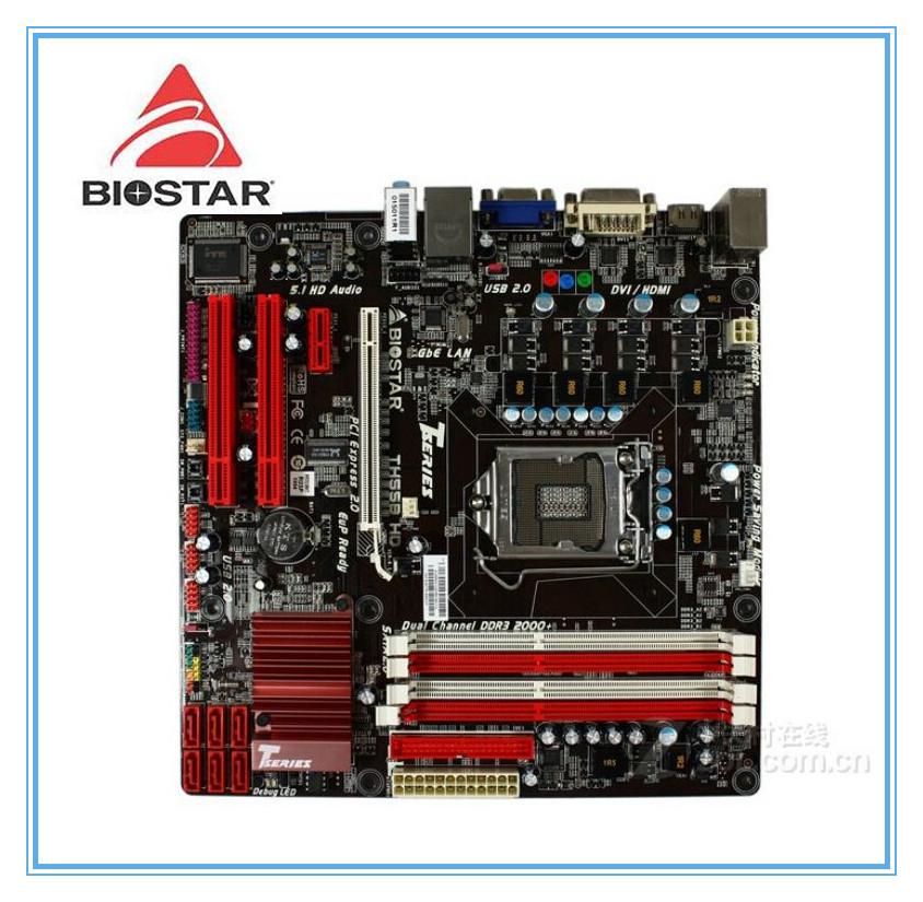 Biostar TH55B HD Ver. 6.x Treiber Windows 7