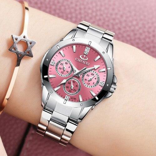 New 2019 Wrist Watch Women Watches Ladie