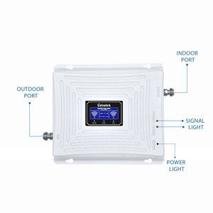 Image 3 - Lintratek 3G 4G Repeater 1800 2100 MHz Booster 3G 2100 สัญญาณ Booster 4G LTE 1800 amplifier Dual Band UMTS LTE KW20C DW #5