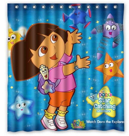 Dora Shower Curtain Reviews Online Shopping Dora Shower Curtain