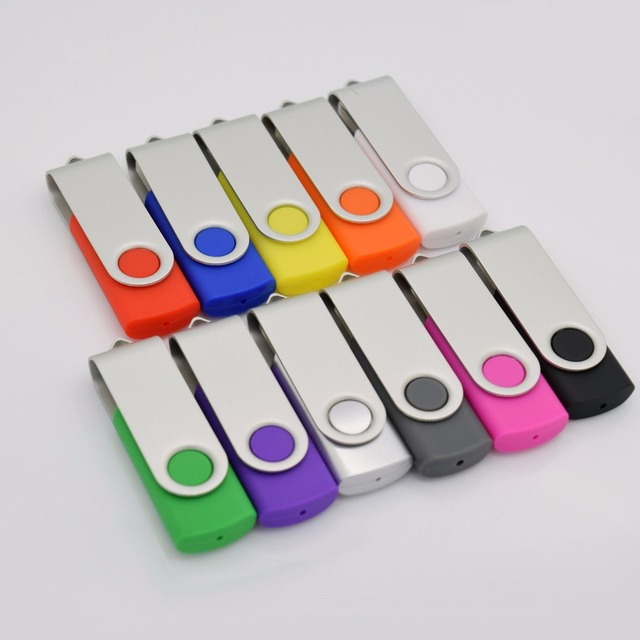 High quality CE FCC ROHS Passed 128 GB Usb Flash Drive Swivel Thumb drive memory 3.0