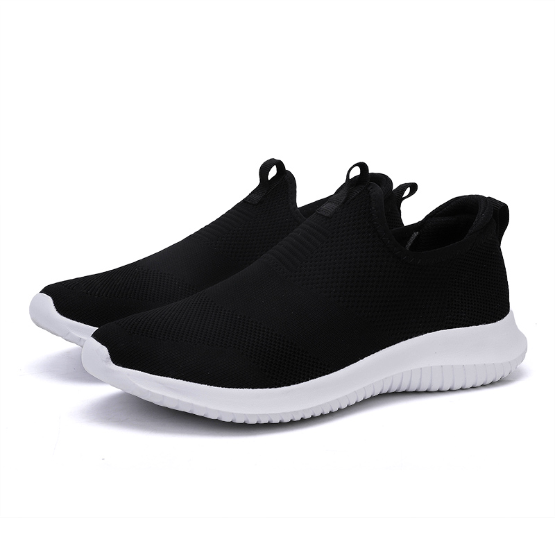 HTB1.cOXL4TpK1RjSZFKq6y2wXXav 2019 Spring Men Shoes Slip On Men Casual Shoes Lightweight Comfortable Breathable Couple Walking Sneakers Feminino Zapatos