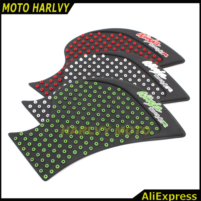 Tank Traction Pad Side Decal Gas Knee Protector For Kawasaki ZX14R ZX 14R 2006 2012 2013 2014 2015-in Decals & Stickers from Automobiles & Motorcycles on AliExpress - 11.11_Double 11_Singles' Day 1