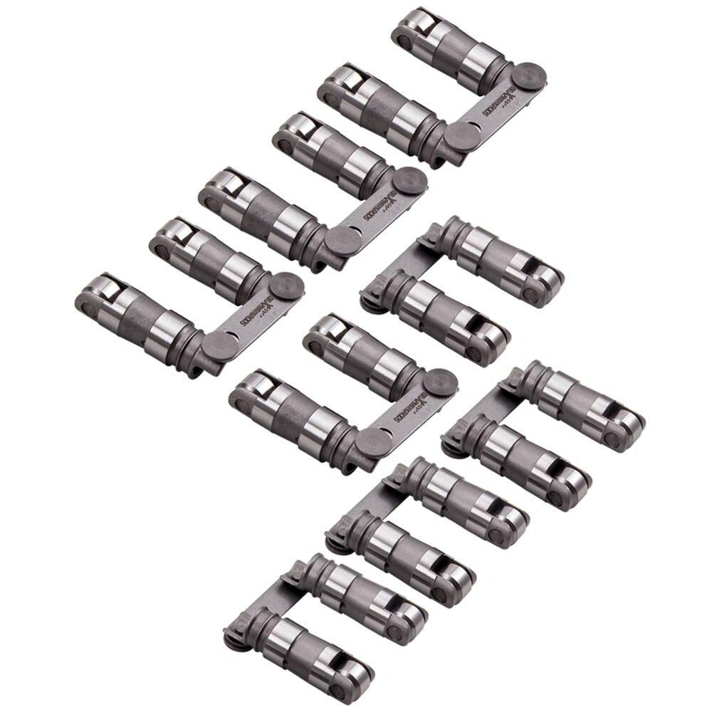 Releveurs hydrauliques rétro de rouleau pour Ford 302 289 221 400 351 petit poussoir de rouleau de rétro-ajustement de bloc pour 351 W 351C 351 M 400 M