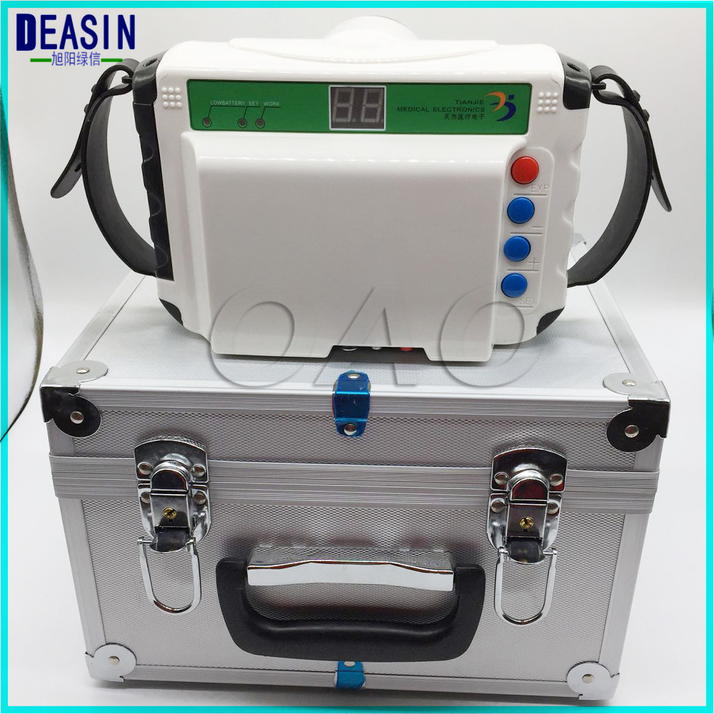 Original BLX-9 Dental High-frequency X-Ray Unit Digital Dental Portable Mobile X-Ray Image Unit Machine System Equipment