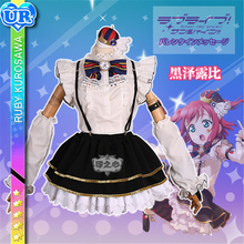 love live sunshine Circus Kurosawa Ruby Unawakened Training Suit Cosplay Costumes O