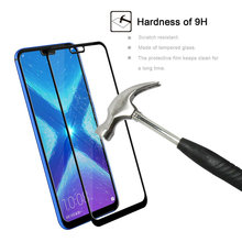 9H Full Cover Tempered Glass Screen Protector for Huawei Honor View 10 Lite JSN-L21 JSN-AL00 8X glass Film