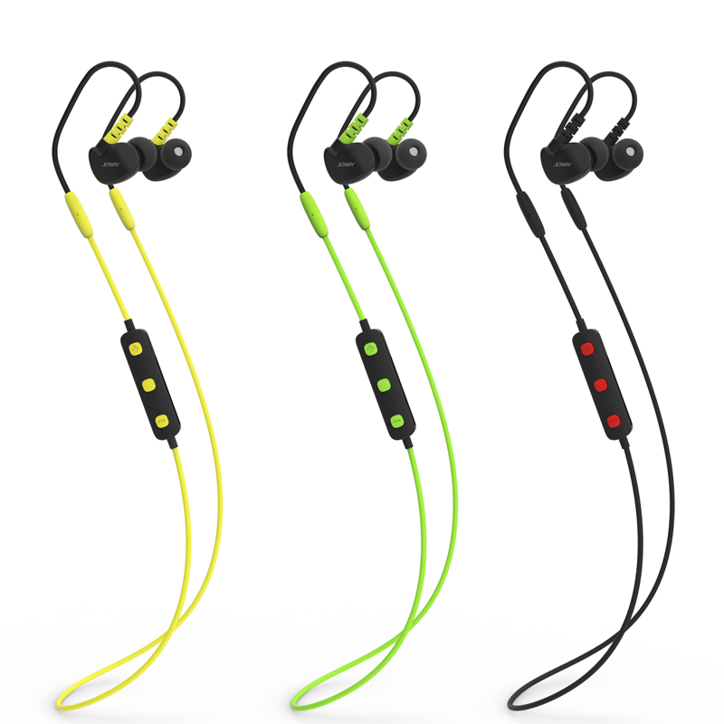 New Arrival Joway H13 Bluetooth Headset Wireless Sports Running Earphone Smart Headphone with Mic for iphone Samsung In Stock hot sale ttlife smart bluetooth 4 1 earphone upgraded wireless sports headphone portable handfree headset with mic for phones