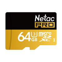 Netac P500 128GB 64GB Micro SDXC U3 Micro SD Card 32GB 16GB Micro SDHC U1 Class10