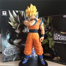 Dragon Ball Z Goku Super SaiYan Đánh Thức Gohan CHA Thân Vegeta PVC Anime Hình DBZ Bộ Sưu Tập Mẫu 23Cm