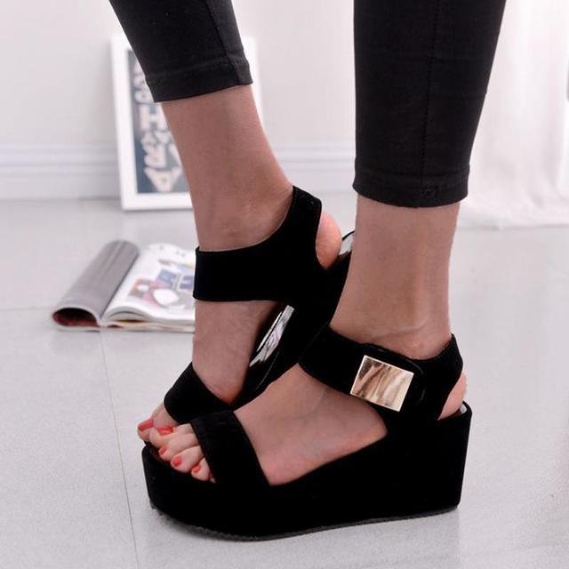 9c9ec7cac9f 2019 New Gladiator Women shoes Roman sandals shoes Women sandals peep-toe  flat Shoes woman sandalias mujer sandalias  926