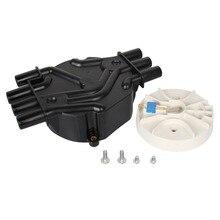D328A DR2030 غطاء الموزع الدوار كيت ل تشيفي ل GMC 1500 سفاري V6 4.3L