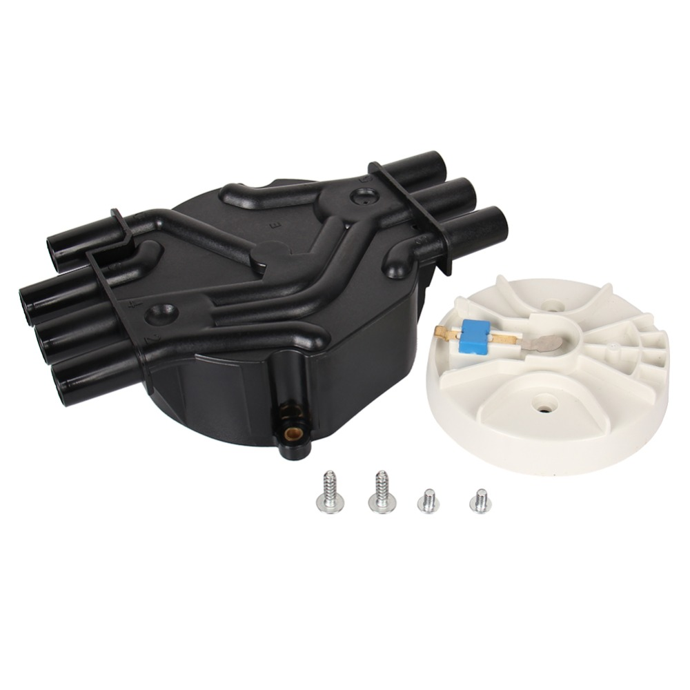 PRECISION AUTO LABS D328A DR2030 Distributor Cap Rotor Kit For Chevy ...