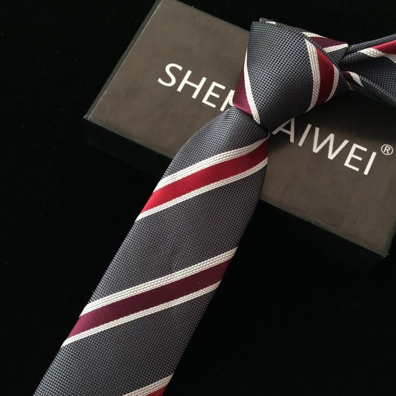1200 Pin High Quality New Wedding Gifts Floral Tie Gravata Slim Ties For Men Stripe 6 Cm Corbatas Hombre 2017 Lote Necktie Dot