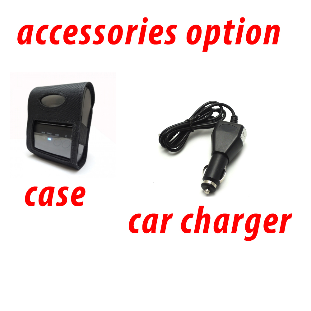 case and charger